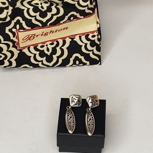 Brighton Drop Scroll Earrings